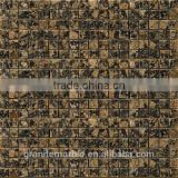 High Quality Brown Granite Mosaic For Bathroom/Flooring/Wall etc & Mosaic Tiles On Sale With Low Price