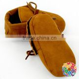 Wholesale Cowboy Style Baby Shoes Yiwu High Quality Leather Shoes Kids Baby Kids Shoes Wholesale