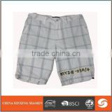 Hottest Fashion walking shorts for man swim pattern high quality quick dry boxer shorts