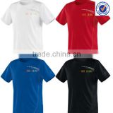 Mens sports shirts body shape slim t-shirt