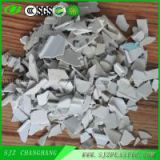 Hot-sale Sorts of Plastic Regrinds PVC Powder Gray/White Color for Pipe Grdae