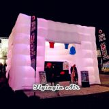 Led Cube Inflatable Party Tent with Lights for Concert and Event