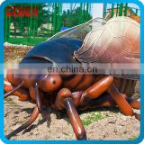 Outdoor Playground Equipment Animatronic Insects