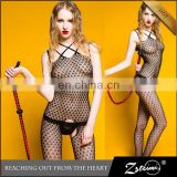 Hot Sale Women Fishnet Sex Bodystocking Charming Stocking Tube