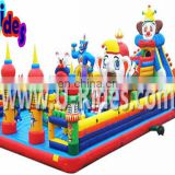 magic inflatable fun city games for kids