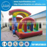 New style giant water slide golf equipment boot camp inflatable obstacle course with EN15649