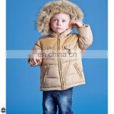 T-BC008 Boys Long European Fashion Winter Casual Coats