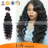 Virgin Hair Best Quality Brazilian Deep Wave Hair Extension
