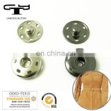 13mm spring metal fasteners bags snap button