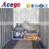 Equipment for extract pure gold,gold refining equipment gold recycling machine amalgamator and mercury retort