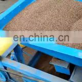 automatic high efficiency impurity remove sand and mud removal vibrating screen sieve shaker