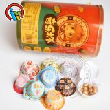 Attractive Colorful Designs Chocolate Biscuit Cup Candy