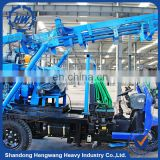 Competitive Price Truck Mounted Rotary Borehole Water Well Drilling Rig Machine