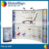 Shanghai GlobalSign cheap and hot selling pop up wall