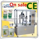 2015 hot automatic spray bottle capper,plastic jar capping machine,capping machine for plastic jar