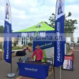 custom logo advertising pop up event canopy custom printed party tent pop up