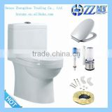Modern One Piece Toilet, Sanitary Wares Colored Toilet Bowl one piece wc toliet                                                                         Quality Choice