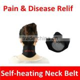 Self-heating Neck Pad Massage Belt with Magnetic Therapy