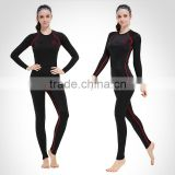 (OEM/ODM Factory)Compression wear supplex Custom Yoga Clothing Womens athletic wear pants