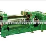 durable use chilled alloy casting roller open rubber mixing mill