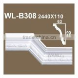 gypsum cornice mouldings ceiling decoration plaster corner
