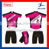 Top coolmax cycling jersey, cycling clothing, cycling set