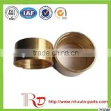 manufacturing split flange oilless brass wrap bush with good quality