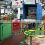 brake pipe production line of copper plating