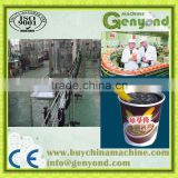 automatic milky tea packing machinery china supplier