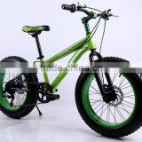 "20"" Men's Fat Tire Bicycle Mountain Cruiser Bike 7 Speed Beach Ride Travel Sport                                                                         Quality Choice"