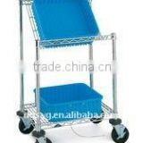 SMT Bin ESD SMT Trolley For The Electronics Industry