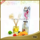 wholesale and retailer home fragrance from manufacturer,reed diffuser with rattan sticks