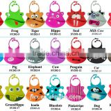 Super quality innovative wholesale silicone baby bibs Silicone Baby Bib