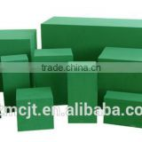 China famous customized green wet flower foam for flower arrangement floral foam
