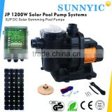 DC Solar Water Pump systems With Brushless DC Motor For Solar Swimming pool pump                                                                         Quality Choice