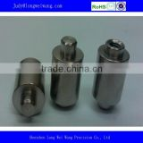 CNC machine turning parts, aluminum bushing, CNC machining parts