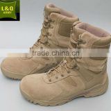 TAN COLOR MILITARY AND TACTICAL SHOES
