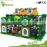 Super market jungle commercial indoor soft playground