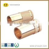 China Supplier Customize Hardware Spare Parts,Cnc Processing Brass Parts