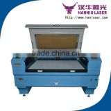 hot sell 1800*1000 big working area fabrics laser cutting machine for clothing induistry