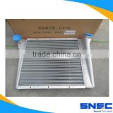 shacman spare parts,radiator,intercooler,heat sink,Copper heat sink, shacman F2000 F3000,Shannxi auto DZ91259531101
