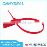 CH302 pull tight laser engraved plastic tag seal                                                                         Quality Choice