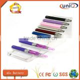 high quality product ego vapor ego battery electronic cigarette ego blister packing wholesale