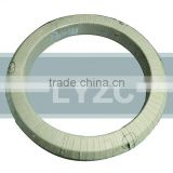 RE30025 thin section slewing ring / crossed roller bearings workshop