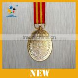 military medal,metal trophy,metal silver big bowl trophy cup with wooden base