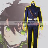 2016 anime party Yuichiro Hyakuya mascot costume cartoon adult costume