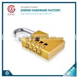 Brass Serrure combinaison, luggage and suicase, lockers Combination padlock                                                                         Quality Choice