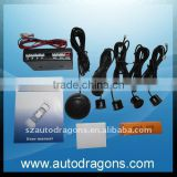Model P3043B buzzer 4 sensors parking sensor system DV 12V More than 80 dB Voice warmning