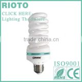 low price T4 14mm full spiral energy saving lamp CE