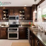 Custom-made solid wood imitate kitchen cabinet                                                                         Quality Choice